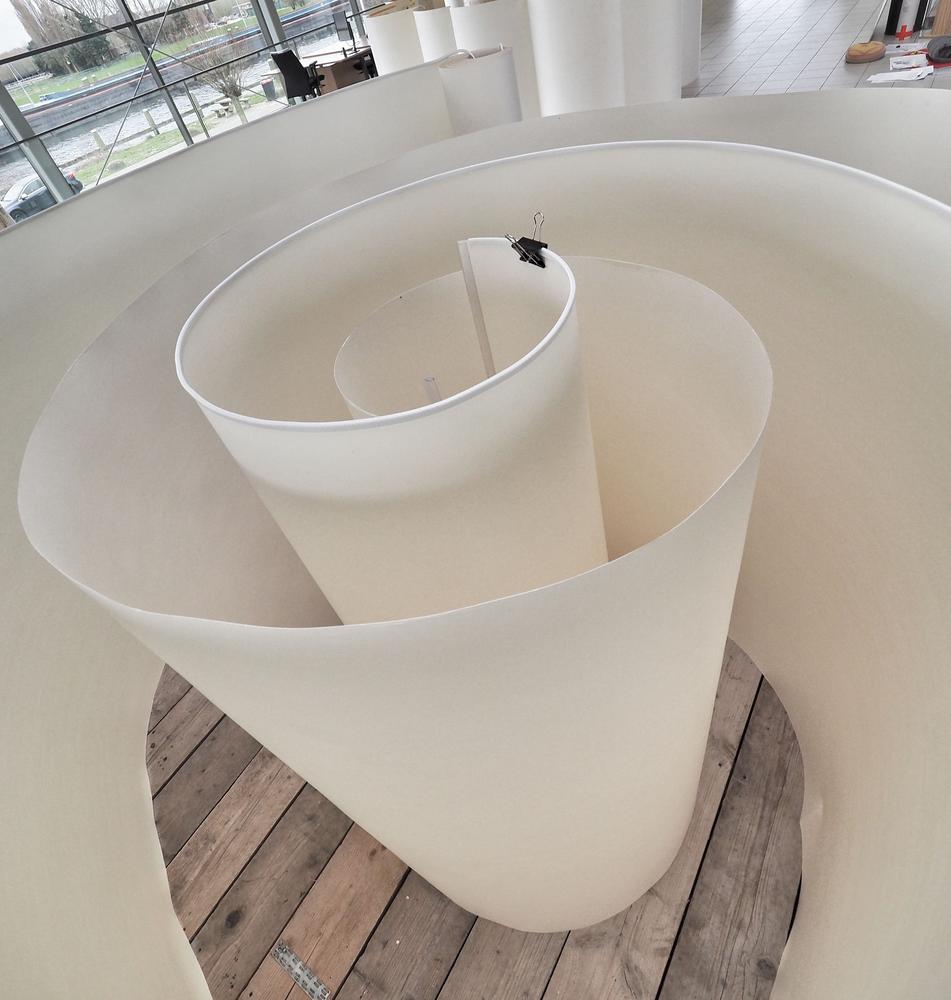 Integrale Spiralen Ellen Hooijmans